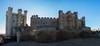 Valencia de Don Juan - Castillo (dnieper) Tags: castillo valemciadedonjuan león spain españa contraluz panorámica