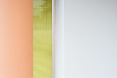 CO-0060 (m@be) Tags: window green reflection minimalist abstract urban composition marcobetti mbe
