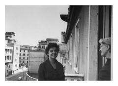via Tarvisio - 1958 (30) (dindolina) Tags: photo fotografia family famiglia fifties blackandwhite bw biancoenero monochrome monocromo biancademaria history storia italy italia roma rome 1958 1950s annicinquanta vintage