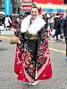 Japanese Kimono on Coming of Age Day 2018 (tokyofashion) Tags: kimono furisode comingofageday japan tokyo shibuya 2018 fashion style streetfashion japanesefashion japanese traditionalfashion rain seijinnohi