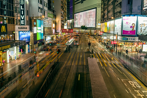 Nuit+achaland%C3%A9e+%C3%A0+Causeway+Bay