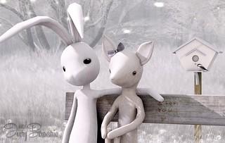 Bunny Love - 2/2018