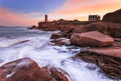Morning Ruz' (Ludovic Lagadec) Tags: ploumanach menruz lighthouse seascape sky sea marin mer manche morning bretagne cotedegraniterose cotesdarmor