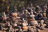 Stone Men Of Sedona (Edmonton Ken) Tags: sedona arizona oak creek tourism tourist travel destination pile stone rock silly humans overpopulation