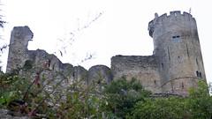 Najac / Aveyron (18) / França / France / Francia (Ull màgic (+1.250.000 views)) Tags: najac aveyron frança france francia castell castillo castle mur ruïnes ruinas edifici arquitectura nucliantic torre fuji xt1