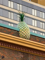Duluth Pineapple (Eridony (Instagram: eridony_prime)) Tags: duluth saintlouiscounty minnesota downtown