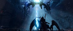 Lords of the fallen (Gamesbaul) Tags: game steam lotf epic rpg cool contrast colors warrior magic fire dof castle videogame gamer square wallpapers edition exposure reality realistic utra ultrawide interior amazing adventure superb scenery shadow screenshot gorgeous hdr knight light character captura videogames beautiful natural