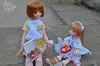 5 (Welt Der Puppen) Tags: dd dollfie dream dynamite dddy blythe blythes azone doll dolls collector anime leone akame ga kill pure neemo