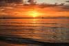 7-Mile Beach - Negril (BernieErnieJr) Tags: negril 7milebeach jamaica beach caribbean sony18105mmg sonya9 greatphotographers teamsony bernie duhamel sunset sun reflection ocean sea clouds