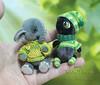 Fly stuff toy CityPlush, Baby fly Buzzie (CityPlush, Alina Biliakova) Tags: ooaktoy alinabiliakovacityplush flystufftoy stuffedbug teddy arttoy minitoy ooakspielzeug ooak玩具 ooakleker ooaklegetøj