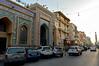 Mosque and cars (Francisco Anzola) Tags: bahrain manama city market souq souk mosque islam cars