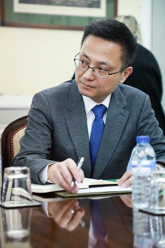 PSD recebe Partido Comunista da China