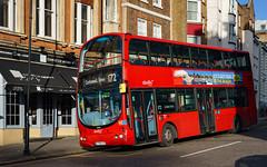 Abellio London 9048 (cybertect) Tags: 172 9048 abellio abelliolondon carlzeissplanart50mmf17 clerkenwell clerkenwellgreen lf55cyz london londonbus sonya7 volvob7tl wrighteclipsegemini bus doubledecker route172 terminus