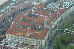 IMG_2208 (paquerettepétille) Tags: tour télévision bâtiment berlin