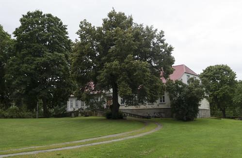 Laimjala mõisa peahoone, 25.08.2017.