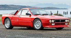 A Lancia 037 Stradale Is One Way To Spend Half A Million Dollars (Motor's Master) Tags: a lancia 037 stradale is one way to spend half million dollars