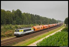 Captrain 1621, Holten 16-07-2017 (Henk Zwoferink) Tags: holten overijssel nederland nl captrain ct raillogix henk zwoferink 1621 alstom wascosa vtg