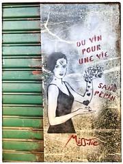 (totordenamur) Tags: miss tic misstic tag grafiti graffiti la fine gueule bar vin