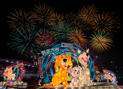 Year Of the Dog (maison_2710) Tags: fiesta theme fireworks firework celebration nightlife new year display carnival party hongbao culture singapore asia newyear lunar chinese dog night