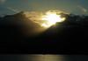 Maui Sunset (chantsign) Tags: sunset maui hawaii mountain sun flare clouds boat reflection water ocean