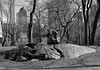 Boulder on Boulder (Joe Josephs: 3,166,284 views - thank you) Tags: nyc nycneighborhood nycstreetphotography nyctourism newyorkcity streetphotogrpahy travel travelphotography photojournalism centralpark urbanpark rock boulder geology bw monochrome blackandwhite blackandwhitephotography outdoors urbanexploration