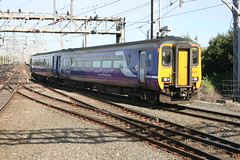 156420 @ Stockport (uksean13) Tags: 156420 northernrail stockport train transport railway rail canon ef28135mmf3556isusm 400d