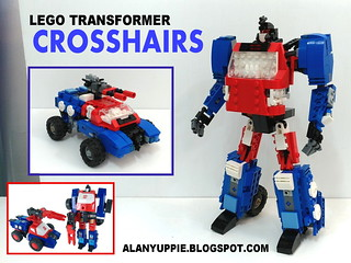 LEGO Transformer Crosshair