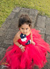 Little girl in red (yuram.venkatiah) Tags: portrait littlegirl cute reddress