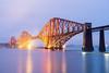 Forth Bridge (Ray Devlin) Tags: forthbridge forth bridge firthofforth firth estuary scotland south queensferry blue hour dusk nikon d800 longexposure
