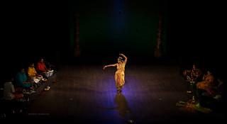 Bharatanatyam performance by Shivaranjani Harish