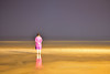 Lonely (Joy lens) Tags: lonely sea beach night midnight