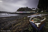 En el olvido. (Antonio Puche) Tags: antoniopuche paisaje paisajedecosta paisajedemar seascape landscape nublado puerto escocia scotland portree barco nikon nikond810 nikon173528