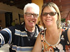 A Couple on Holiday (David J. Greer) Tags: puerto vallarta mexico puertovallarta vacation resort westin restaurant breakfast couple people man woman male female guy gal girl sit sitting smile smiling smiles glasses mature older blond
