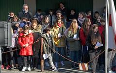 G.Rossa24 (Genova città digitale) Tags: genova 24 gennaio 2018 commemorazione guido rossa morte uccisione giardini spotorno cippo via fracchia comune sindaco anpi sindacalista brigate rosse scuole municipio centro est bucci figlia