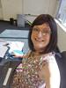 Click (justplainrachel) Tags: justplainrachel rachel cd tv crossdresser transvestite trans tgirl transgender mouse it computer work office selfie selfportrait