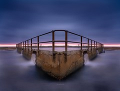 North Curl Curl (Rein Domingo) Tags: seascape nikon d850 water sunrise australia northern beach rockpool 1635mm nisi nisifiltersau