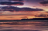 Silhouettes. (Dave Cappleman) Tags: dawn sunrise colour colours colourful sea beach sand waves tide whitby northyorkshire coast winter morning early bluehour