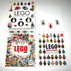 the lego collectors collector's set slip case with 3 minifigures and 2 books dorling kindersley 2015 c (tjparkside) Tags: lego collectors set slip case with 3 minifigures 2 books dorling kindersley 2015 three two mini fig figs figure figures minifigure townsperson robber chima lennox isbn 9780241241417 book expanded fully revised daniel lipkowitz year by gregory farshley 9781409376606 9781409333128
