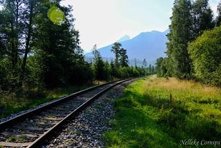 Railway to the mountains