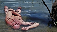 Trasimeno (marcostetter) Tags: summer sunburn travel trasimeno trees wet landscape legs nature naked nude nudist naturist nackt nakedart nipples hairy hunk hairychest hairybody unusual cool chest coldwater camping camper