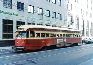 Toronto Streetcar, 1970s
