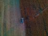 Harvest (Daniel000000) Tags: drone dji field wisconsin fall harvest tractor blue brown nature landscape photography light old lines country pattern sunlight color art orange food spark djispark