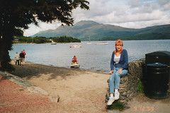 My bonnie lassie (twm1340) Tags: margie lochlomond scotland