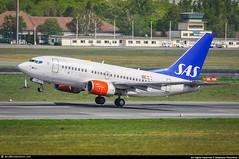[TXL.2012] #SAS #SK #B736 #LN-RRP #Vilborg.Viking #AWP (CHR / AeroWorldpictures Team) Tags: sas scandinavian airlines boeing 737683 msn 28311 382 eng cfmi cfm567b20 reg lnrrp rmk named vilborgviking history aircraft first flight test n1786b built site renton krnt delivered sasscandinavianairlines sk sedtu config cabin cy112 reregistered cy120 planespotting 737 b736 b737 b737600 plane airplane belin tegel txl germany nikon d300s nikkor 70300vr lightroom raw awp 2012 eddt