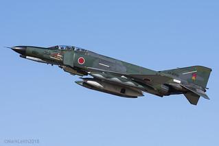 Japan Air Self Defence Force, McDonnell Douglas RF-4EJ Kai Phantom II, 77-6392.