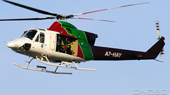 Gulf Helecopter Bell 412 (dn280tls) Tags: gulf helecopter bell 412 a7hay