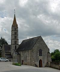 Truyes (Indre-et-Loire) (sybarite48) Tags: truyes indreetloire france eglisesaintmartin église kirche church كنيسة 教会 iglesia εκκλησία chiesa kerk kościół igreja церковь kilise