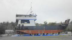 Seahawk (of Seward, AK) in the shipyard (Port Townsend, WA) (912greens) Tags: boats ships boatyards porttownsend marinas docks shipyards seahawk 2018