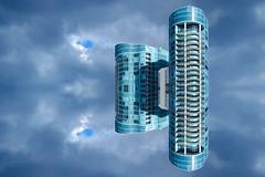 Skyscraper (HSS) (KPPG) Tags: skyscraper florida fortlauderdale architecture usa wolkenkratzer architektur himmel sky gebäude building city stadt processed hss sliderssunday