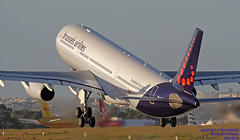OO-SFX LMML 18-01-2018 (Burmarrad (Mark) Camenzuli Thank you for the 10.3) Tags: airline brussels airlines aircraft airbus a330343 registration oosfx cn 1085 lmml 18012018